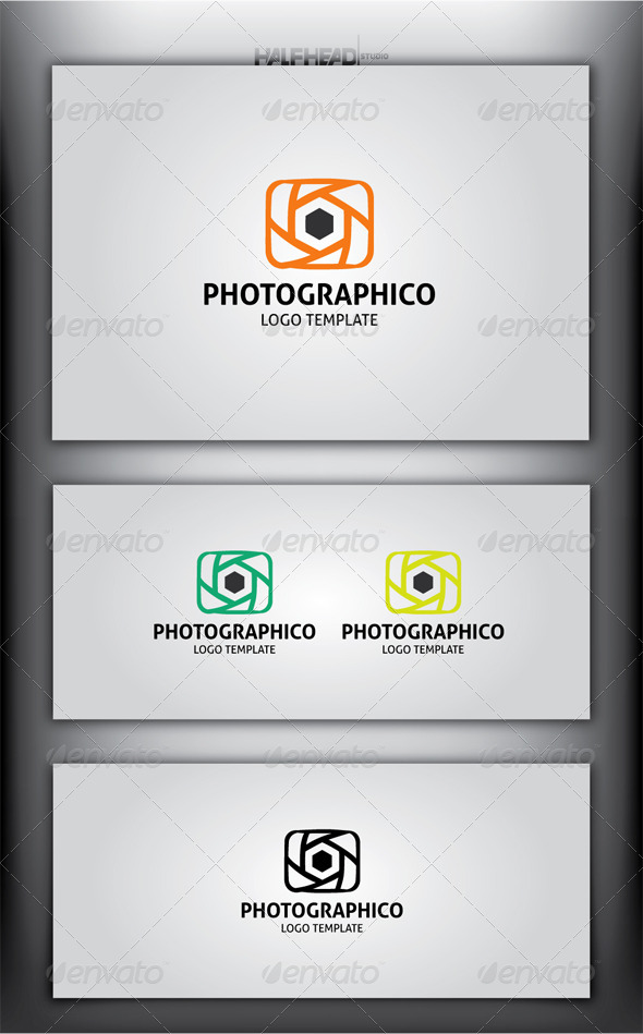 PHOTOGRAPHICO Logo Template - Objects Logo Templates