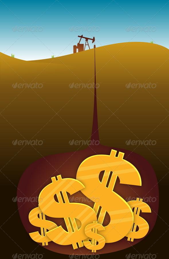Oil Dollars - Industries Business