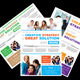 Corporate Promotion Flyer Vol 1 - GraphicRiver Item for Sale