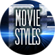 Movie Text Effects & Styles - GraphicRiver Item for Sale