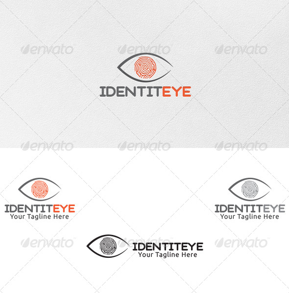 Identity - Logo Template - Vector Abstract