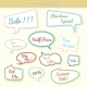 Collection of Speech Bubbles Dialog Set - GraphicRiver Item for Sale