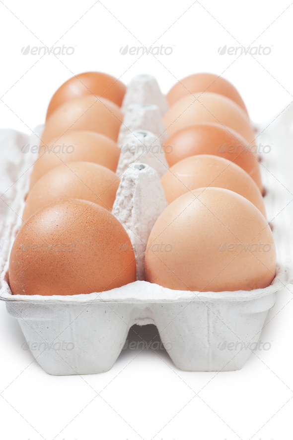 Eggs - Stock Photo - Images