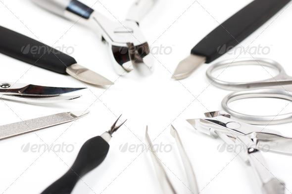 Manicure set - Stock Photo - Images