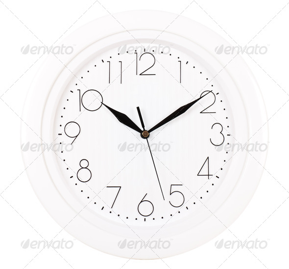 Clock face - Stock Photo - Images