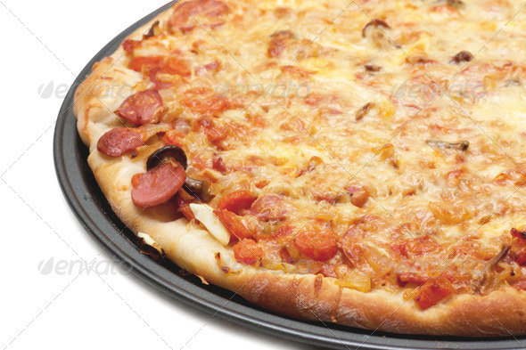 Pizza - Stock Photo - Images