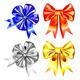 Vector set of shiny ribbon bows - GraphicRiver Item for Sale