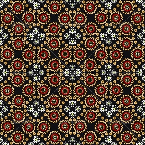 Floral Pattern - Backgrounds Decorative