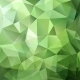 Abstract Green Triangle Background - GraphicRiver Item for Sale