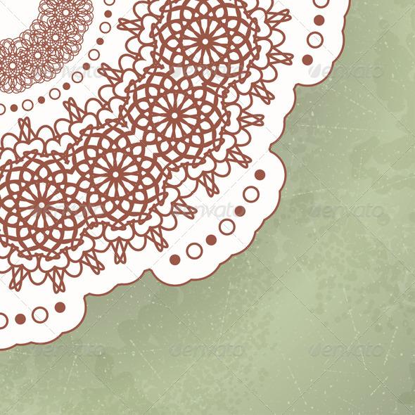 Retro Background - Backgrounds Decorative