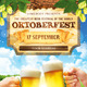 Oktoberfest Festival Template - GraphicRiver Item for Sale