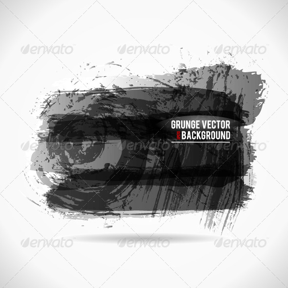 Grunge Vector Background - Backgrounds Decorative