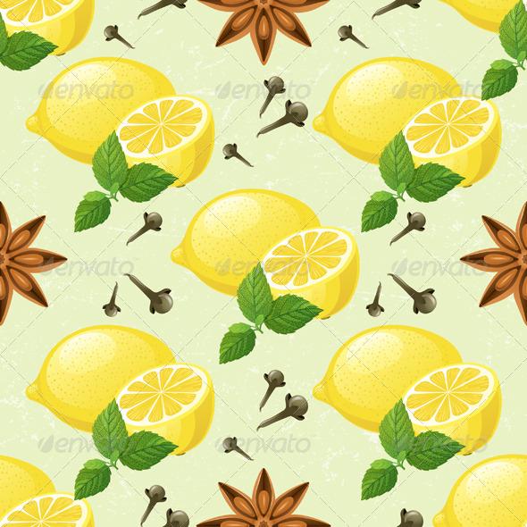 Seamless Pattern - Patterns Decorative
