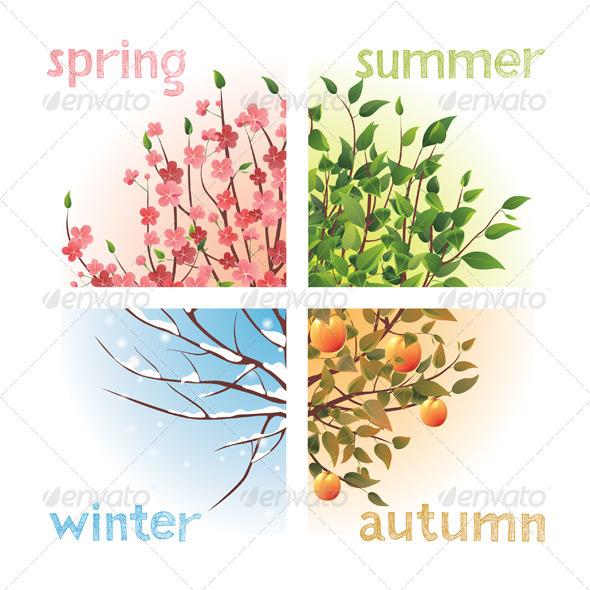 Seasons - Seasons Nature