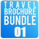 Tri-Fold Travel Brochure Bundle - GraphicRiver Item for Sale
