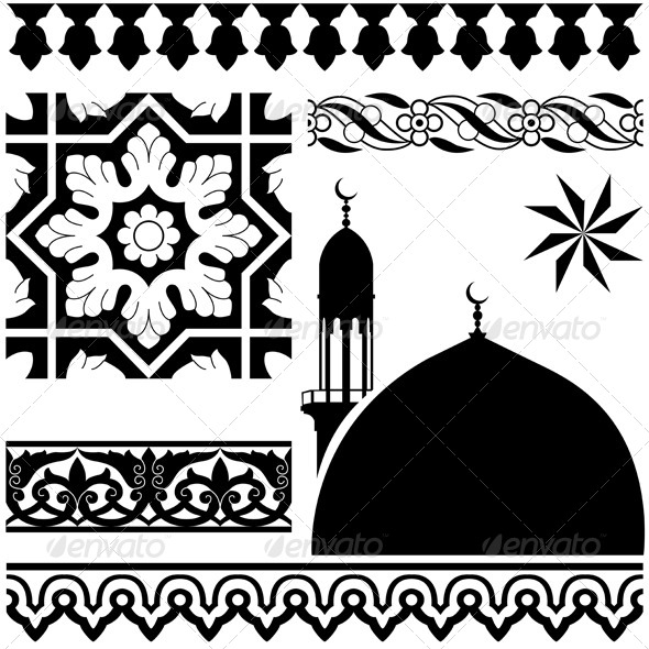 Islamic Pattern - Patterns Decorative