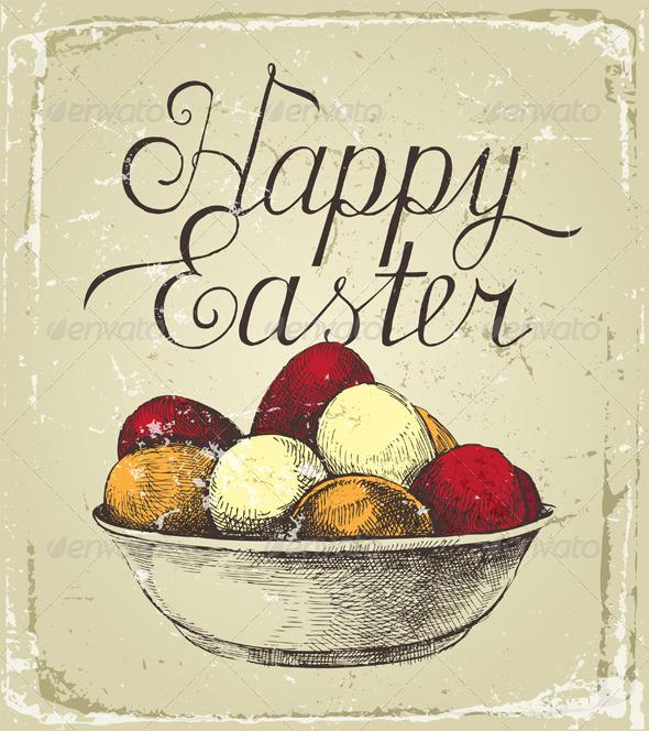 Easter Card - Seasons/Holidays Conceptual