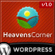 Heaven's Corner Church Theme - ThemeForest Item for Sale