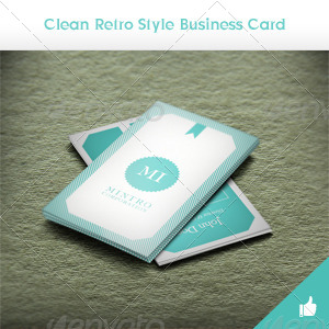 Mintro Business Card