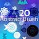 20 Abstract Brush - GraphicRiver Item for Sale