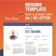 Elegant Resume Template - GraphicRiver Item for Sale