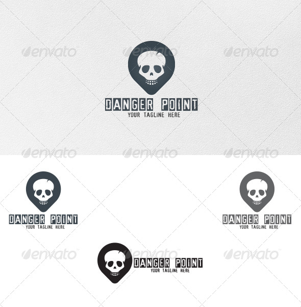 Danger Point - Logo Template - Symbols Logo Templates