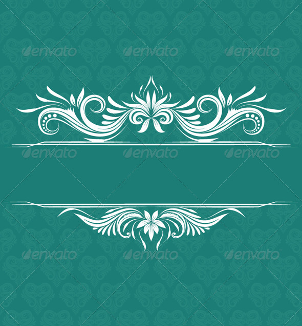Invitations Wedding Ornamental - Borders Decorative