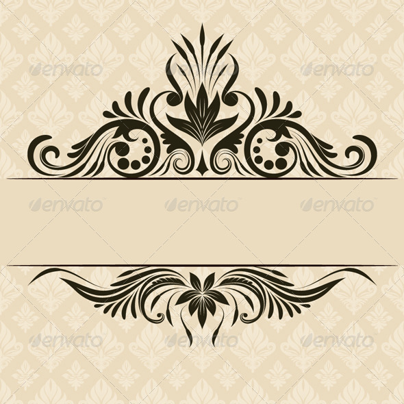 Invitations Border - Borders Decorative