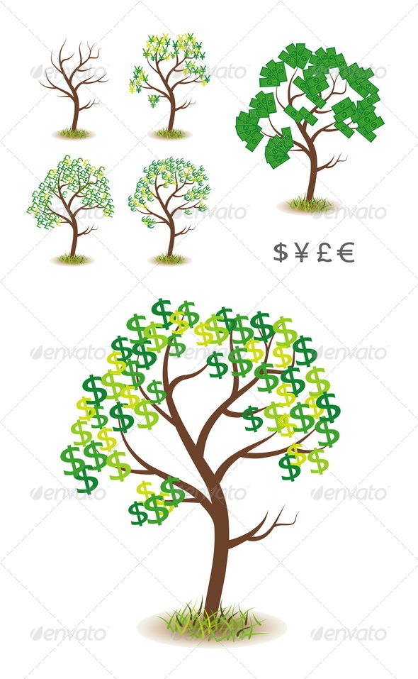 Money Tree - Concepts Business