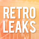 Retro Leaks Transitions - VideoHive Item for Sale