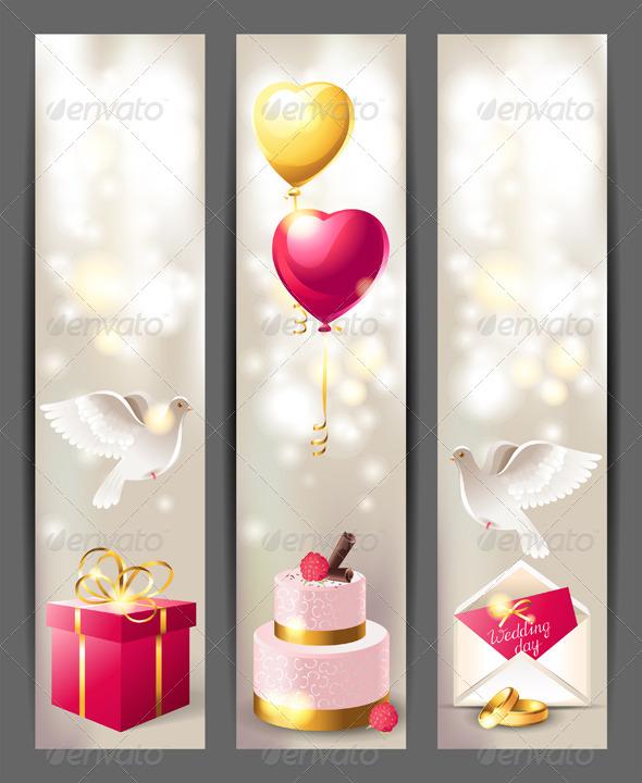 Wedding Banners - Weddings Seasons/Holidays
