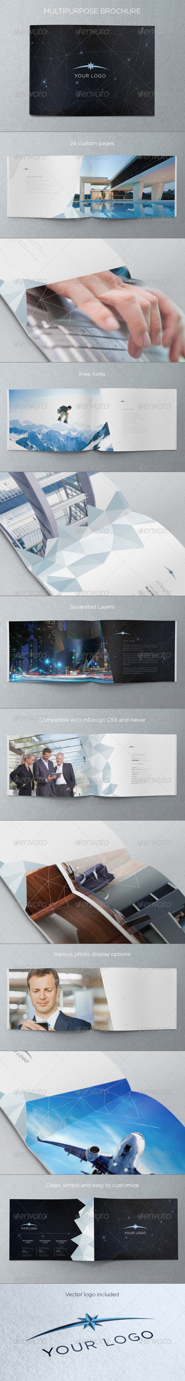 Multipurpose Brochure - Print Templates
