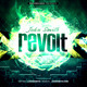 Revolt Mixtape / CD Template - GraphicRiver Item for Sale
