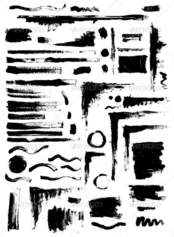 Design Elements Collection - Abstract Conceptual
