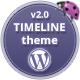 Timeline eCommerce Wordpress Theme Nulled