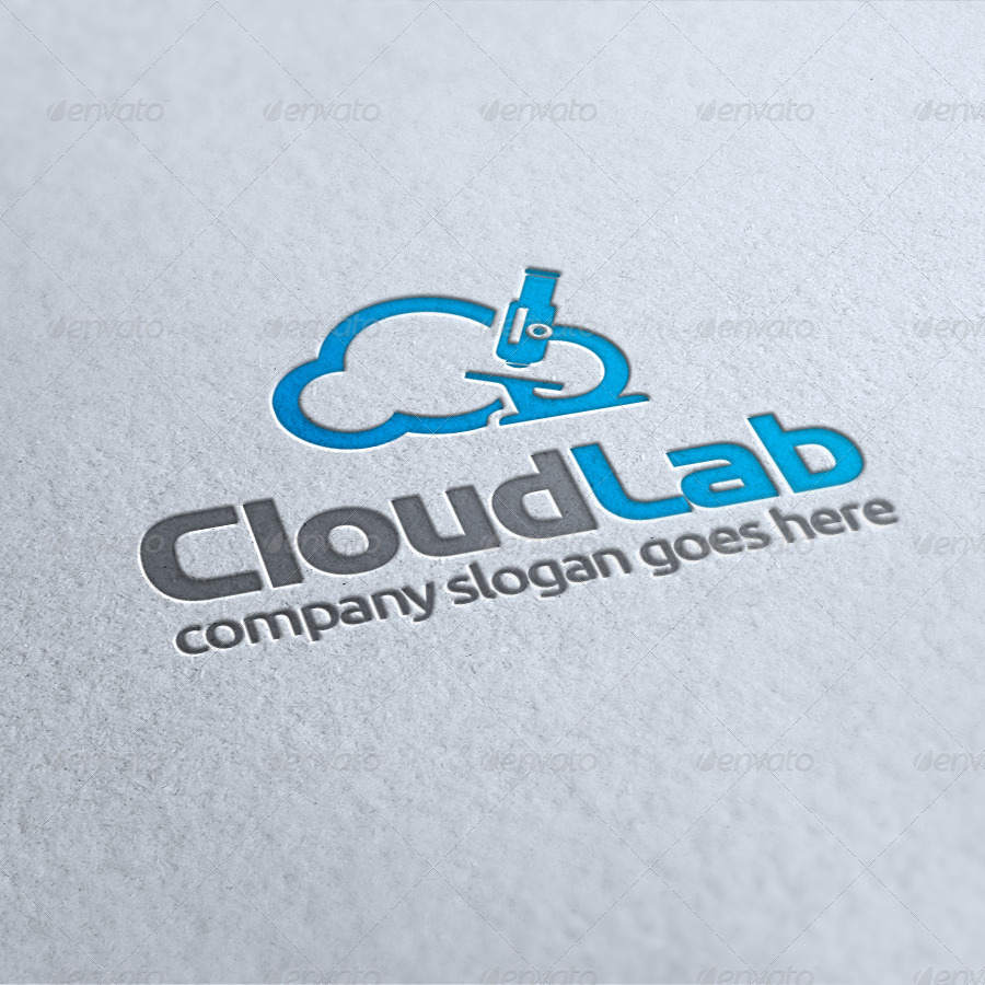 Cloud Lab Logo