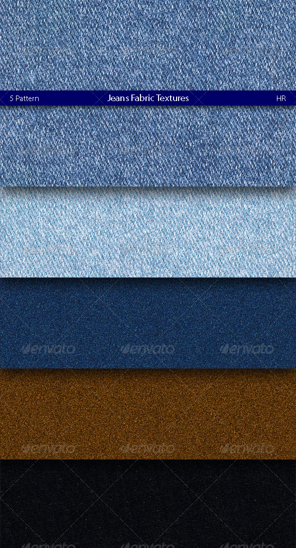 Jeans Fabric Texture Backgrounds - Fabric Textures