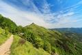 path over Genova hills - PhotoDune Item for Sale