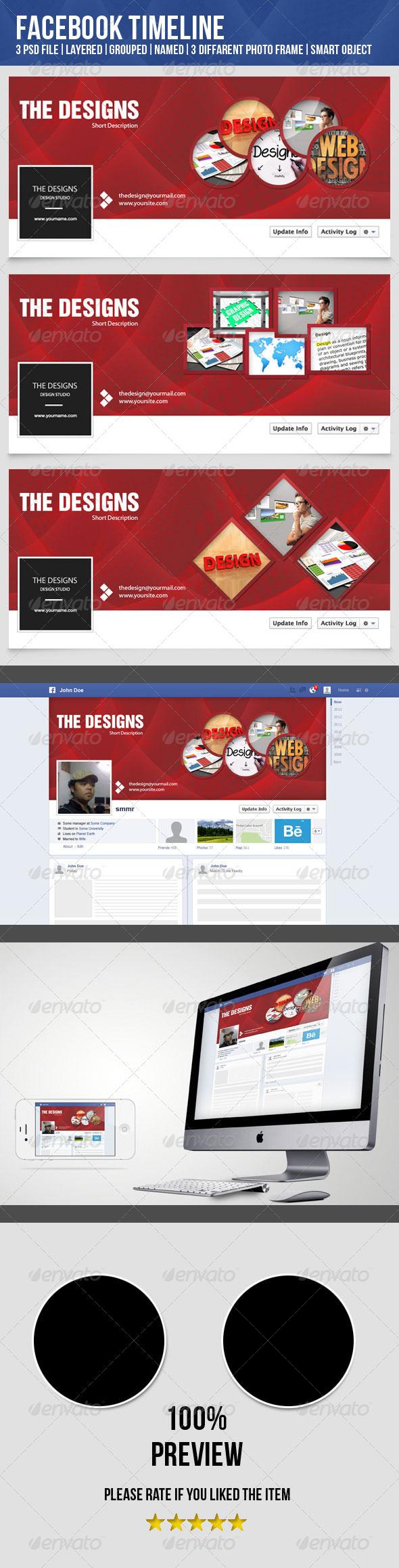 Facebook Timeline-Design Studio - Facebook Timeline Covers Social Media