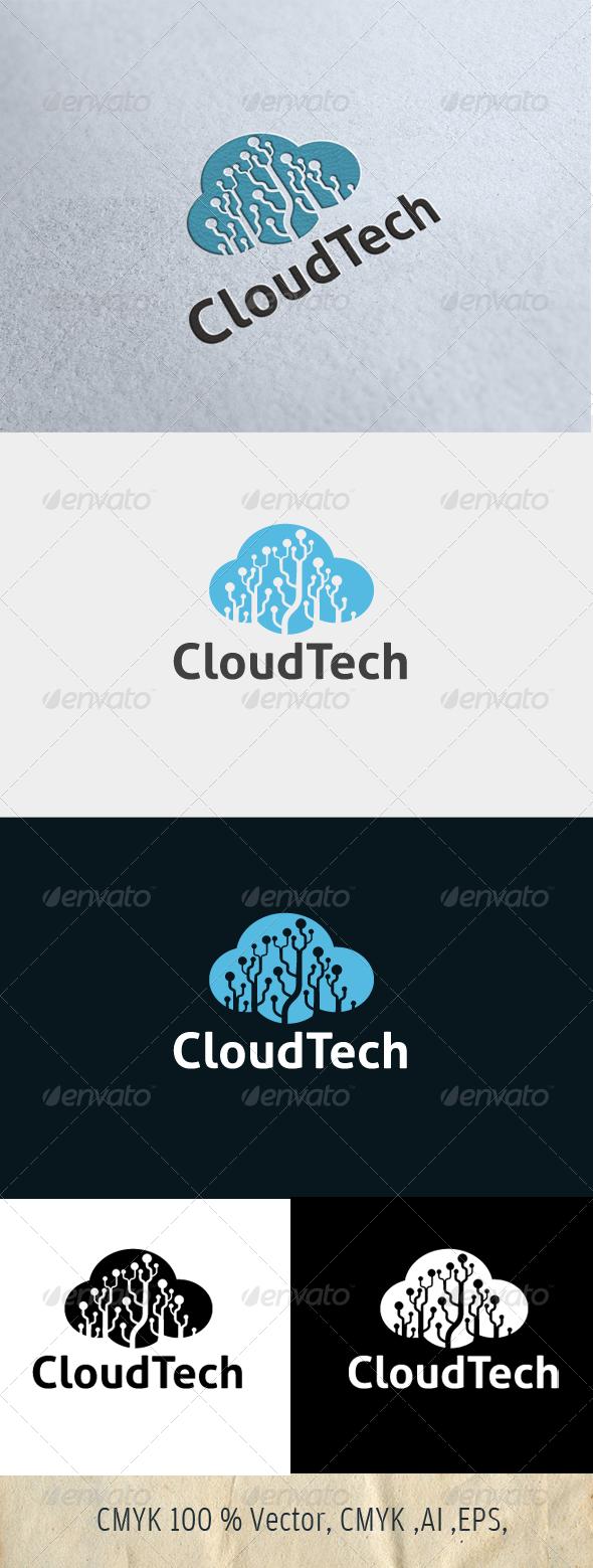 CloudTech - Symbols Logo Templates