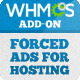 Forced Ads for Hosting - WHMCS ADDON - CodeCanyon Item for Sale