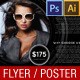 Photography Flyer and Poster Set - GraphicRiver Item for Sale