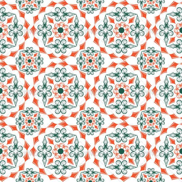 Seamless Classic Pattern 06 - Patterns Decorative