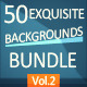 Exquisite Backgrounds - Bundle [Vol. 2]