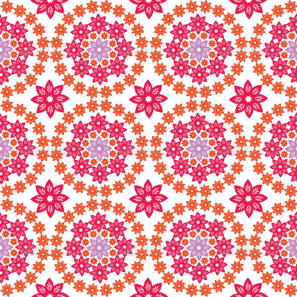 Pattern Classic Vector 12 - Patterns Decorative