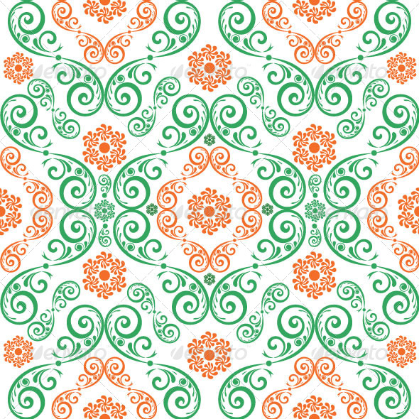 Seamless Classic Pattern 13 - Patterns Decorative