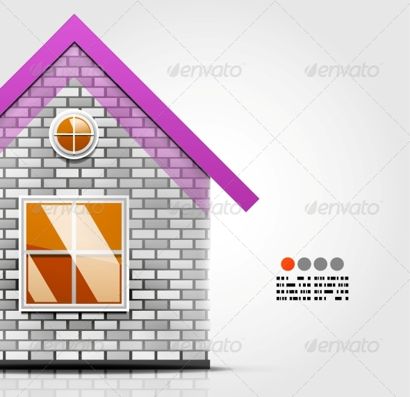 House Design Template - Miscellaneous Conceptual