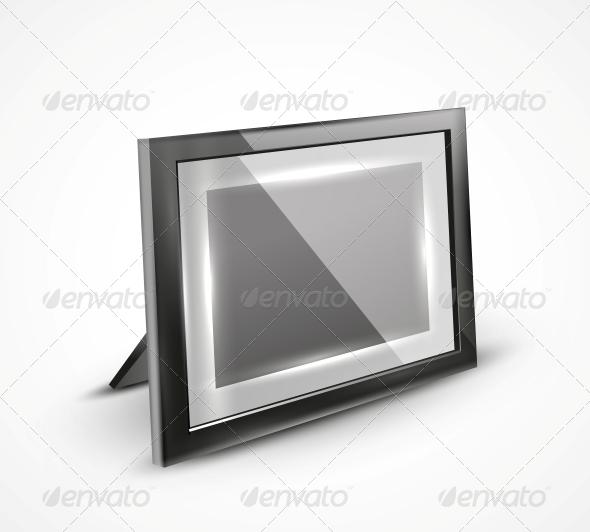 Vector Frame Background - Miscellaneous Conceptual