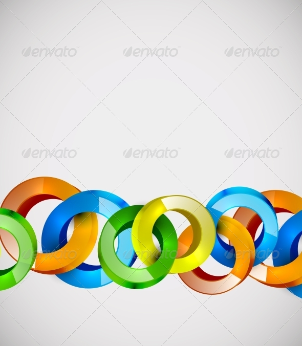 Abstract Vector Web Bubble Design - Backgrounds Decorative