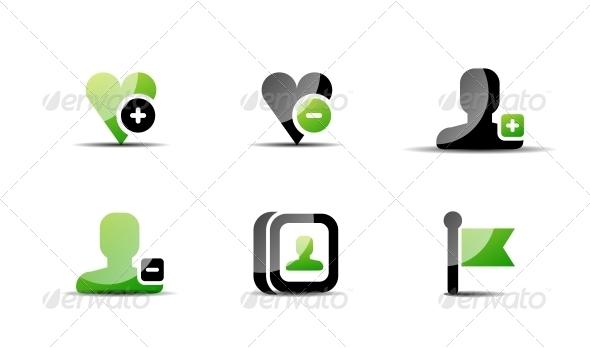 Modern Vector Web Green  - Web Technology
